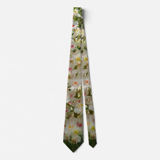 Beautiful & Colorful Flower Tie