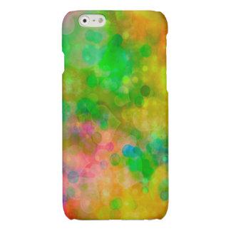 beautiful colorful love hearts vector art iPhone 6 plus case