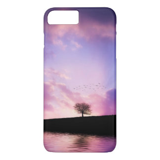 Beautiful colorful nature scenery iPhone 7 plus case
