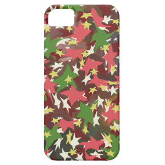 Beautiful colorful swirling stars case for the iPhone 5