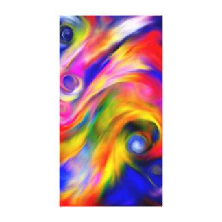 Beautiful Colors Canvas Print
