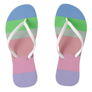 beautiful colors soft lovely style new fashion flip flops