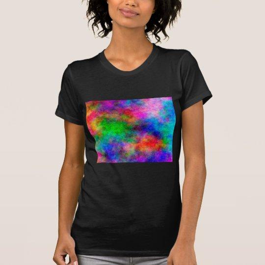 beautiful Colourful Art Cloth effects T-Shirt