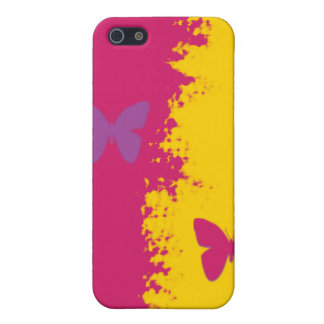 beautiful colourful butterfly iPhone case iPhone 5 Cover