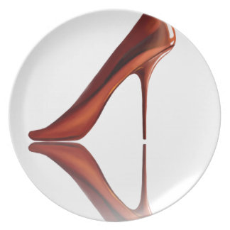 Beautiful COOL high-heels Plate