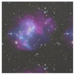 Beautiful cosmic space galaxy clusters fabric