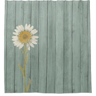 Beautiful Country Rustic Home Beach Shower Curtain