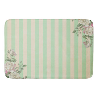 Beautiful Country Rustic Shabby Chic Bath Mat