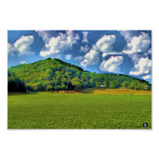 Beautiful Countryside Poster