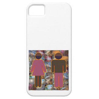 Beautiful Couple - Male Female Indicator iPhone 5 Covers