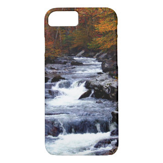 Beautiful creek nature scenery iPhone 7 case