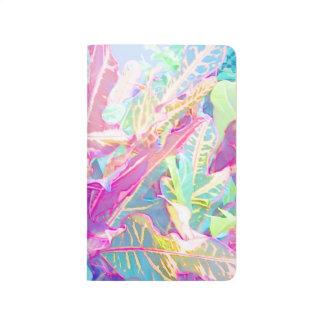 Beautiful croton leaves (2) journal