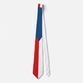 Beautiful Czech Republic Flag Tie