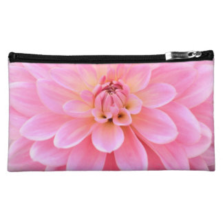 Beautiful Dahlia (closeup) Makeup Bag