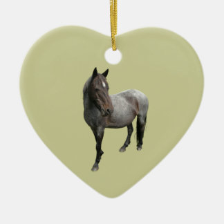 Beautiful Dartmoor Horse Ornament
