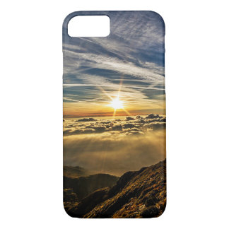 Beautiful Dawn Scenery iPhone 7 Case