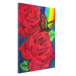 Beautiful Day Gallery Wrapped Canvas