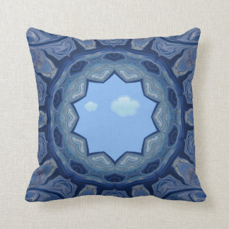 Beautiful Day. Throw Pillow