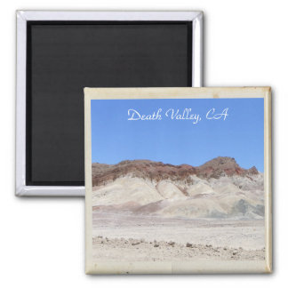 Beautiful Death Valley Magnet! Square Magnet