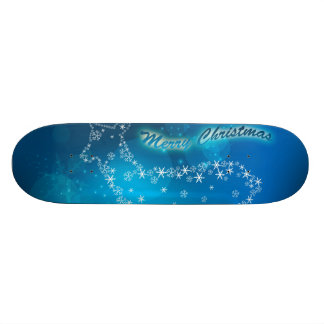 Beautiful deer skate deck