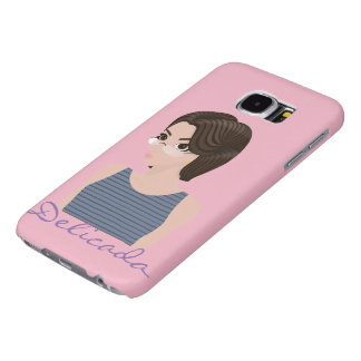 Beautiful delicate e samsung galaxy s6 cases