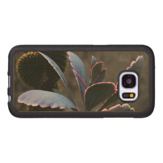 Beautiful Desert Plant Art Photograph Wood Samsung Galaxy S7 Case