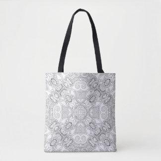 Beautiful Design Zendoodle 2 Tote Bag
