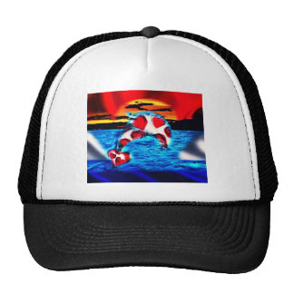 Beautiful Dolphin Cap