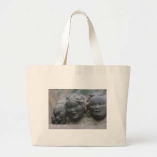 Beautiful early Renaiss statue from Florence Jumbo Tote Bag