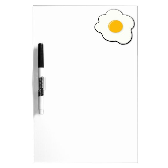 Beautiful egg dry erase board
