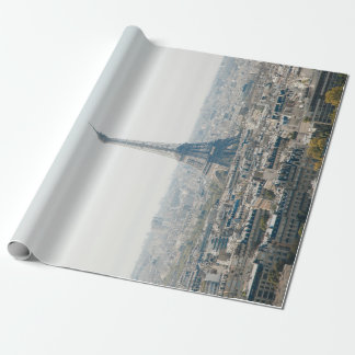 Beautiful Eiffel Tower Paris France Wrapping Paper