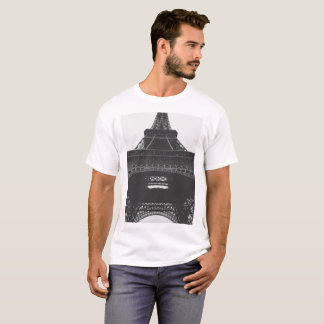 Beautiful Eiffel Tower T-Shirts