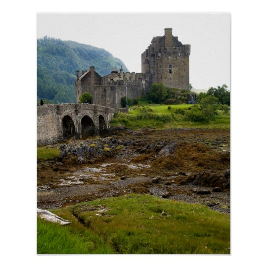 Beautiful Eileen Donan Castle in Western Dornie 2