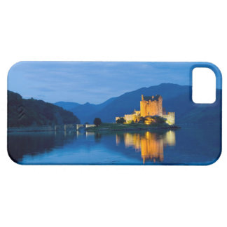 Beautiful Eileen Donan Castle in Western Dornie Barely There iPhone 5 Case
