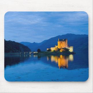 Beautiful Eileen Donan Castle in Western Dornie Mouse Mat