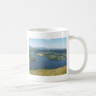 Beautiful England lake district view Coffee Mug