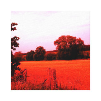 Beautiful English Country Canvas Print