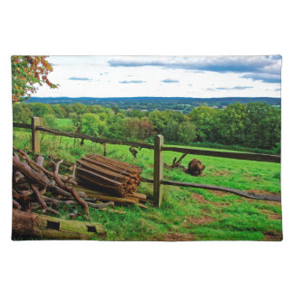 Beautiful English Countryside Placemat