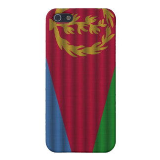 Beautiful Eritrea Flag iPhone 5/5S Cases