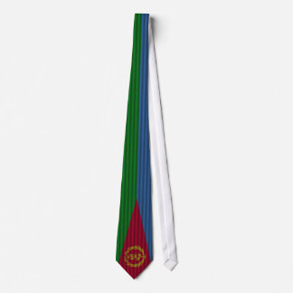 Beautiful Eritrea Flag Tie