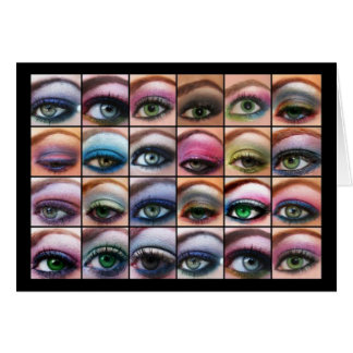 Beautiful Eyes Card
