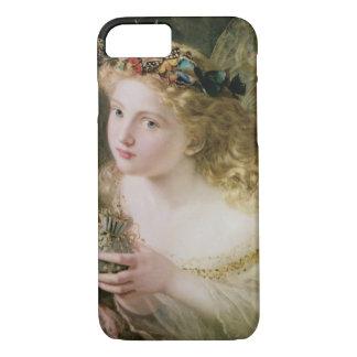 Beautiful Fairy Butterflies, Vintage Victorian Art iPhone 8/7 Case