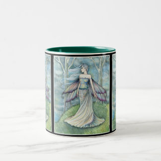 Beautiful Fairy Mug by Molly Harrison
