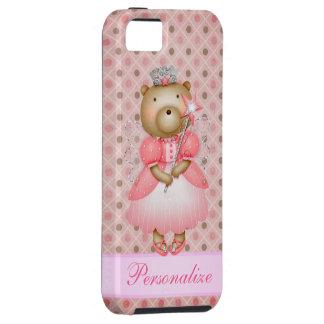 Beautiful Fairy Princess Bear iPhone 5 iPhone 5 Cover