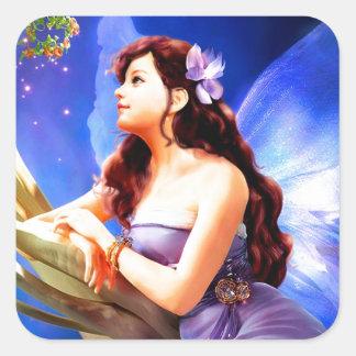Beautiful Fairy Princess Stickers