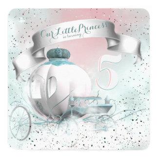 Beautiful Fairy Tale Princess Birthday Party Custom Invites