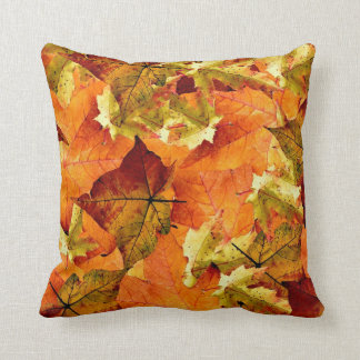 Beautiful Fall Leaves Pillow! Cushion