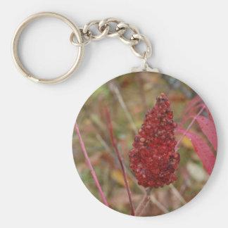 Beautiful Fall Nature Gift Key Chain