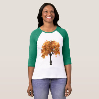Beautiful Fall Tree Design Shirt