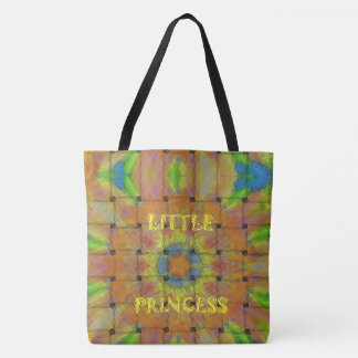 Beautiful Fantastic Feminine Little Princess Tote Bag